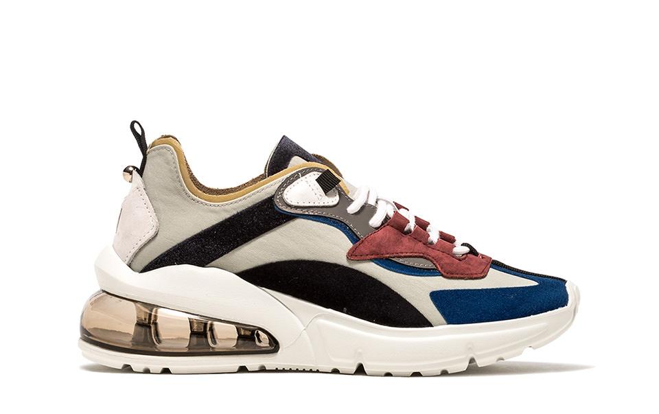 AURA SILK PEARL | D.A.T.E. Sneakers