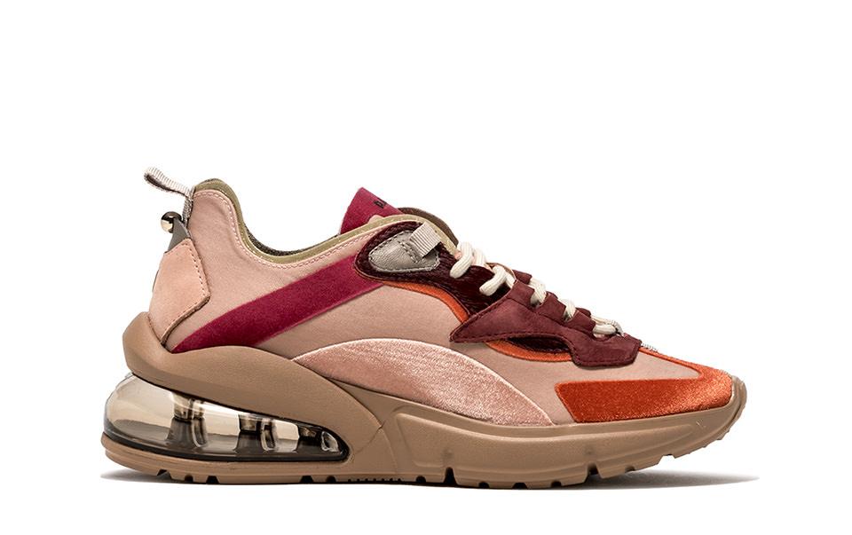 AURA SILK PINK | D.A.T.E. Sneakers