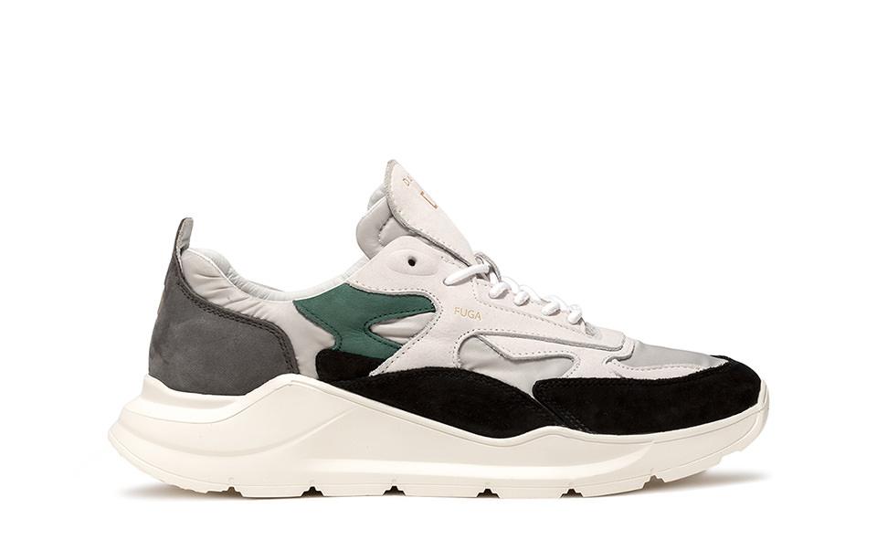 FUGA CLASS BLACK | D.A.T.E. Sneakers