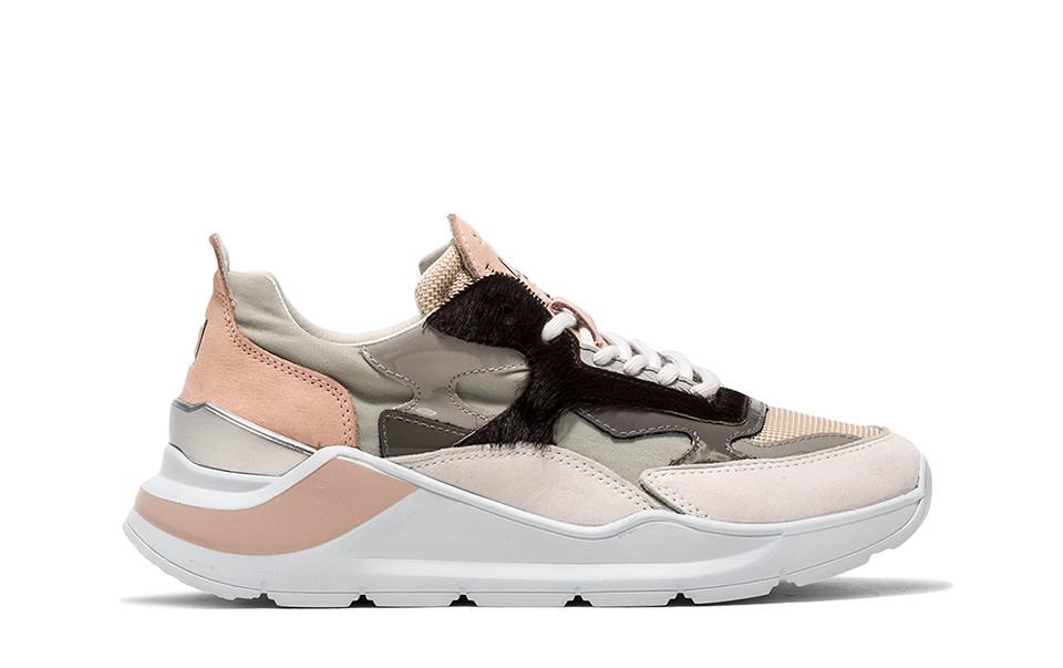FUGA PONY PEARL | D.A.T.E. Sneakers