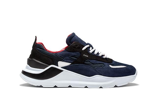 FUGA RISTOP BLUE | D.A.T.E. Sneakers