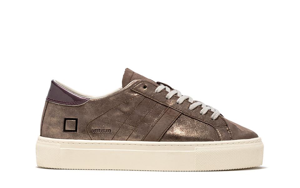 VERTIGO STARDUST BRONZE | D.A.T.E. Sneakers